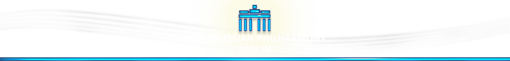 Logo New Prussian Philharmony